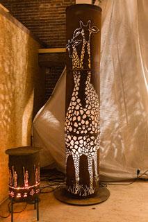 recycling art feuertonnen und stehtische auf. Black Bedroom Furniture Sets. Home Design Ideas