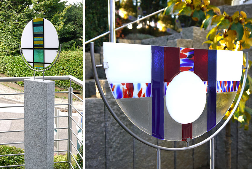 glaskunst schmitz - creativ100.de, Garten ideen