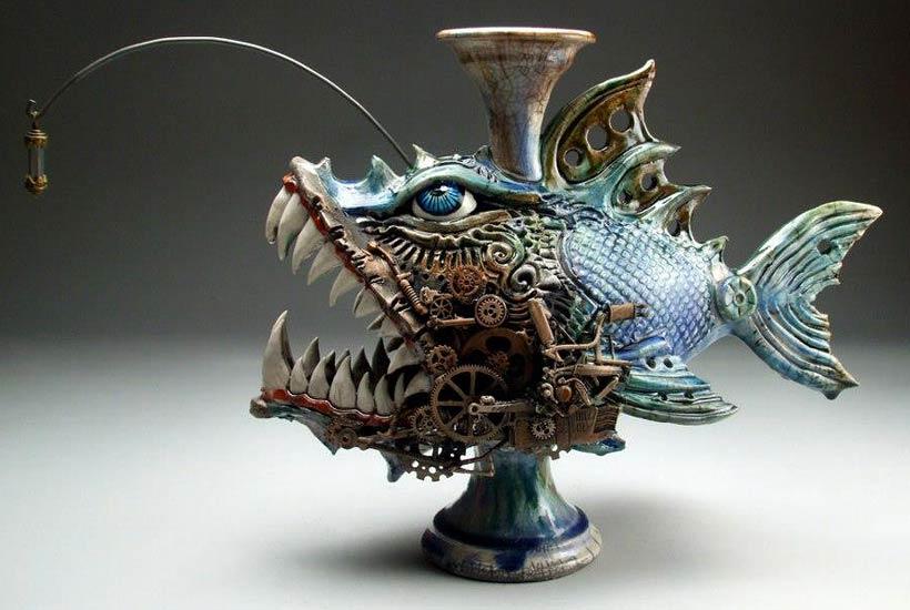 Grafton Pottery Ceramics Auf Creativ100 De