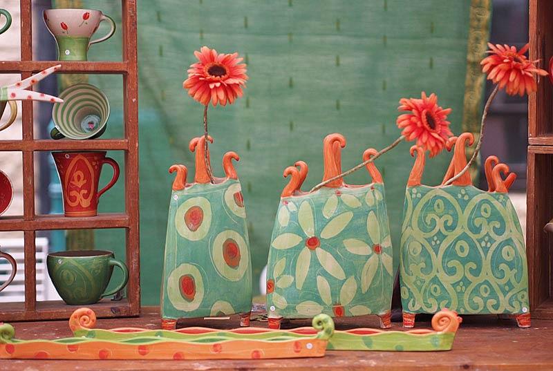 Keramikgestaltung Ruland - Ceramics auf Creativ100.de